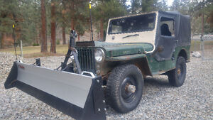 1952 Jeep Other Convertible