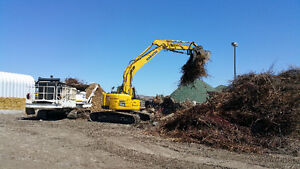 Tree Chipping and Stump Grinding Services