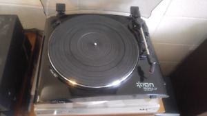Record player *video*