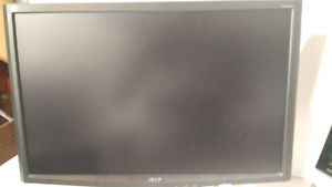 "Acer 22"" Monitor"