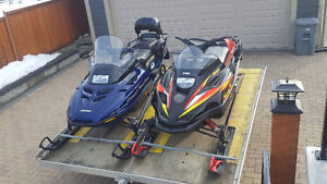 Family Snowmobile package!