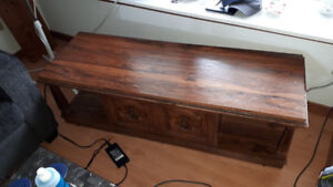 Wooden Coffee Table for sale - $100 OBO