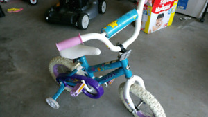 Kids bike (for 2-5 years old) $50 OBO