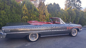 1963 Ford Galaxie XL 500 Convertible