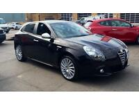 2015 Alfa Romeo Giulietta 1.4 TB MultiAir Exclusive 5dr Manual Petrol Hatchback