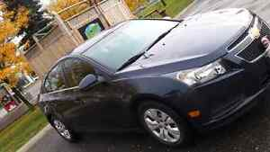 Chevy CruzeLT 2014 $12000 (withSAFETY AND EMISSION )