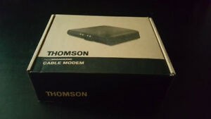 Brand New Sealed Thomson DCM475 Cable Modem !