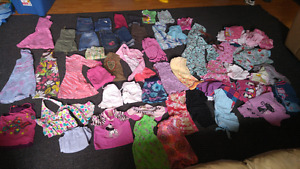 Girls size 6 clothing