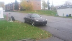 Mazda rx8. 2005