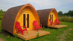 THE POD - Great as a bunkie or cabin!