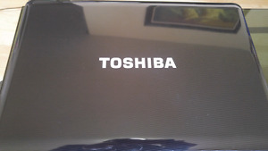 Toshiba Satellite Pro L500-00f with New 5200mAh battery