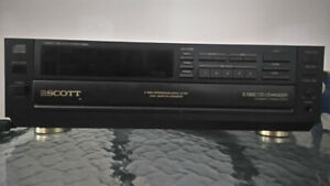 Sony double cassette player/Sony compact AV system with remotes