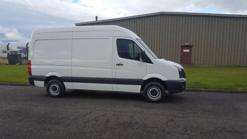 2012 62 plate Volkswagen Crafter 2.0TDi ( 136PS ) CR35 MWB only 61k