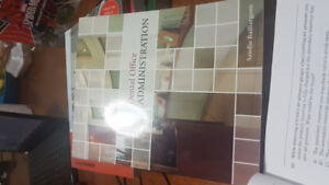 Used Dental Office Administration book