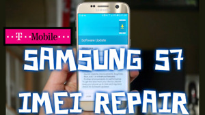 Repair Bad IMEI on all Samsung Galaxy S7 and S7 EDGE
