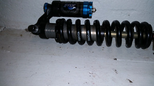 DHX 5.0 Fox Rear shock with