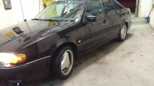 1996 Saab 9000 AERO 5spd Hatchback