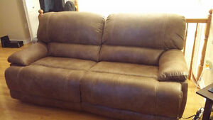 Couch/Chair for sale - Durango Reclining Couch and Chair