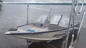 Boat with Yamaha Engine for Sale