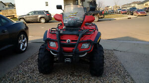 2007 Can-Am Outlander 650 XT