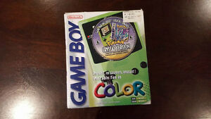 Complete In Box Gameboy Color