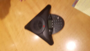 POLYCOM - CONFERENCE CALL - PERFECT CONDITION