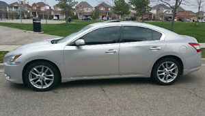 2010 Nissan Maxima 3.5 SV  Etested #rare car #mint inside out