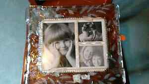Fifth avenue Crystal Picture Frame 14x12 Cornwall Ontario image 1