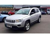 2012 Jeep Compass 2.4 Limited 5dr CVT Automatic Petrol MPV