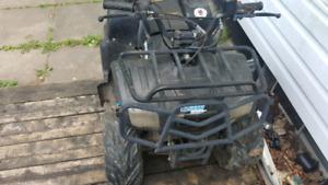 50cc gio 4 wheeler
