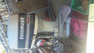 Evinrude boat motor