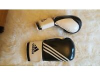Adidas boxing gloves adult S