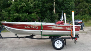 Lund WC 12 For Sale (Long wknd price reduction)!