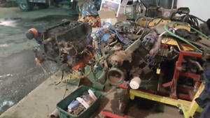 Mid 70s chrysler 440 RB engines