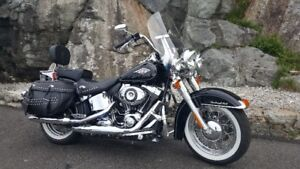 Softail heritage classic impecable