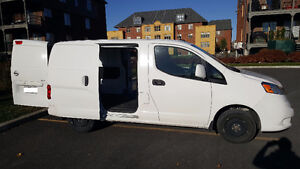 2015 Nissan NV200 SV+ TECHNO+ AIR CLIMA + NAVIGATION + CAMÉRA