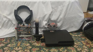 Sony Playstation 3 with all accessories avec tous accessoires
