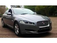 2014 Jaguar XF 3.0d V6 Luxury (Start Stop) Automatic Diesel Saloon