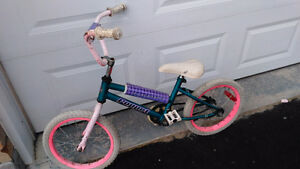 Girls 16' Poppet bike