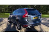 2017 Volvo XC60 D4 AWD R-Design Nav Auto W. Wi Automatic Diesel Estate