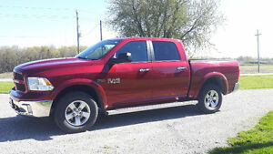 2014 Ram 1500 Outdoorsman Pickup Truck Need Gone! Try your offer