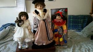 Porcelain Dolls Cambridge Kitchener Area image 1