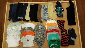 Boys size 3 month clothing