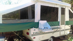 2001 tent trailer in excellent shape