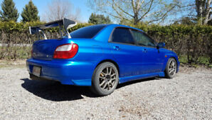 2000 Subaru Impreza WRX STI - REDUCED