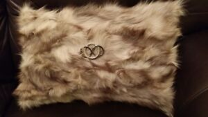 Real Fur Pillows-Luxurious Christmas Gift