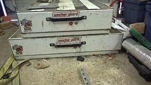 WeatherGuard Packrat drawers