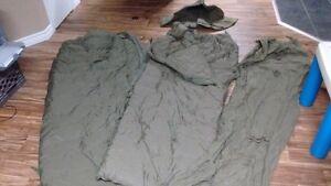 sac de couchage (sleeping)