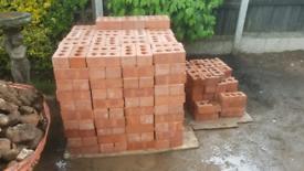 400 plus Reclaimed Imperial? Facing Bricks