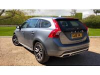 2018 Volvo V60 D4 Cross Country Lux Nav AWD A Automatic Diesel Estate